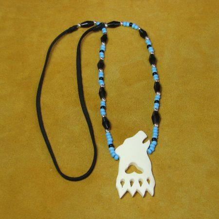 Carved & Cutout Bone Jewelry