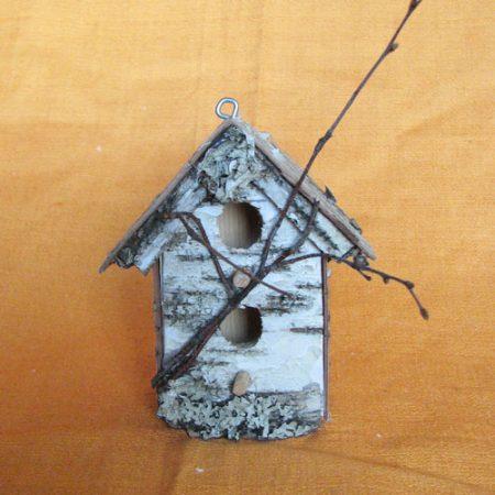 Birch Bark Home Decor
