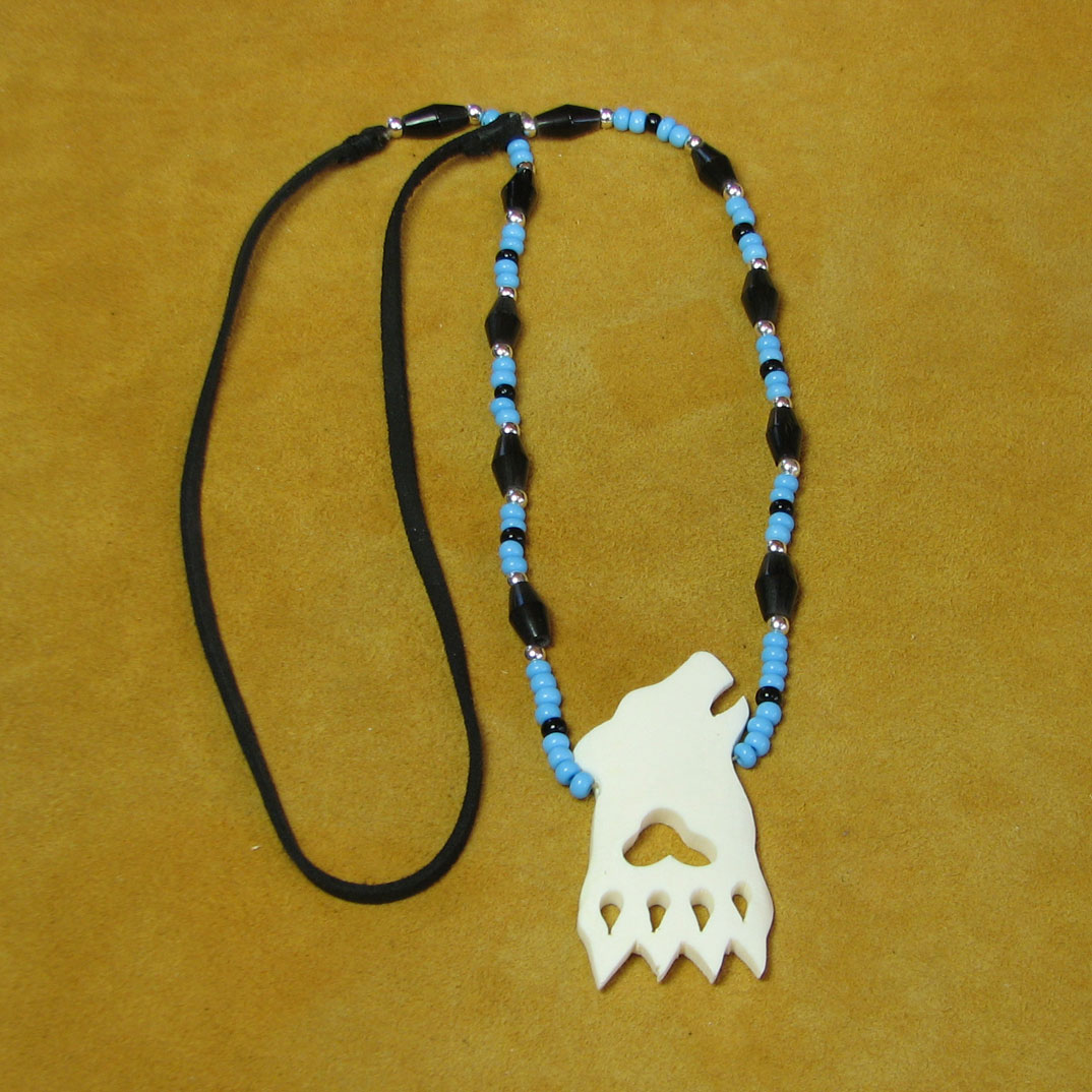 Carved & Cutout Bone Jewelry