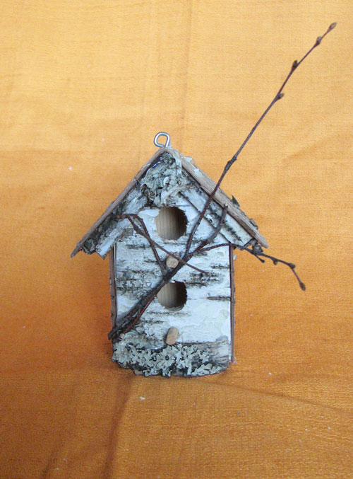 Birch Bark Home Decor